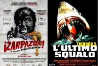 Te invitamos al programa doble !Zarpazos! Un Viaje por el Spanish Horror + L'Ultimo Squalo a.k.a. Tiburón 3
