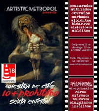 VI Muestra de Cine Lo + Prohibido