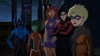 Primer vistazo a Teen Titans: Judas Contract